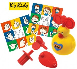 Заводная игрушка K's Kids 'Курочка Эмма'