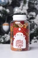 Подарок Цукерки 'З новим роком та Різдвом'