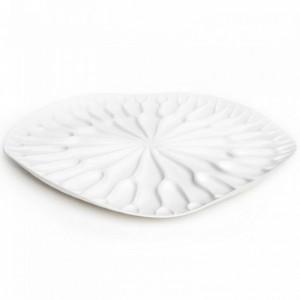 Сушка для посуды/поднос Qualy 'Bai Bua Tray' белая (QL10166-WH)