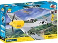 Конструктор Cobi 'Вторая Мировая Война Самолет Самолет Мессершмитт Bf-109E' (COBI-5517)