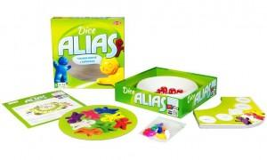 фото Настольная игра 'Alias с кубиками' #2