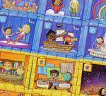 фото Настільна гра Igames 'Будиночок на дереві' (2395) #2