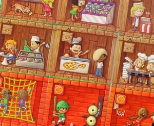 фото Настільна гра Igames 'Будиночок на дереві' (2395) #4