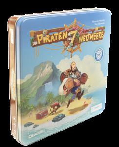 Настольная игра 'Пірати 7 морів' укр. (2112)