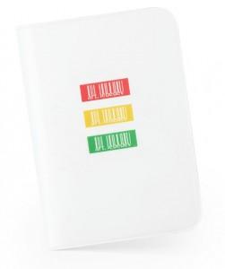 Подарок Обложка для автодокументов 'Светофор'