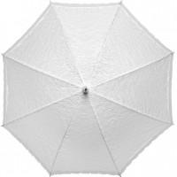Зонт 'Кружева' белый