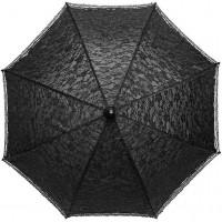 Зонт 'Кружева' черный