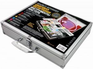 Книга Цифровая фотография. Инструменты мастера (комплект в чемоданчике)