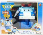 Робот-трансформер Поли Silverlit 'Robocar Poli' на радиоуправлении, 18 см