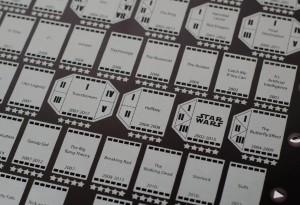 фото Скретч постер 'My Poster Cinema edition 21 century' ukr/eng в тубусе #2