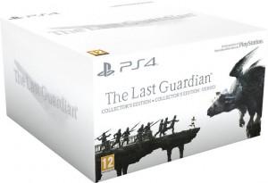 игра The Last Guardian. Collector's Edition PS4 - Последний хранитель - Русская версия
