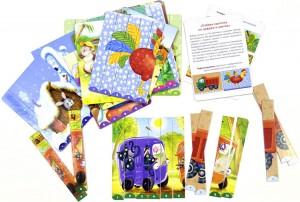 фото страниц Собери картинки по цифрам и цветам #2