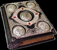 Книга Евангелие Silverlight