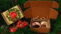 Подарок Набор конфитюров mini