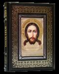 Книга Иллюстрированная библия (темно-коричневый экземпляр)