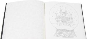 фото страниц Рождественские чудеса. Книга для творчества и вдохновения #3