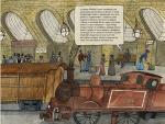 фото страниц Метро на земле и под землёй. История железной дороги в картинках #5
