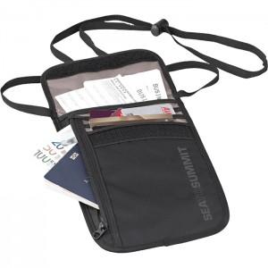 фото Кошелек на шею Sea To Summit STS TL 5 Pocket Neck Wallet black (STS ATLNW5BK) #2