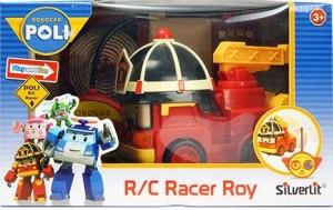 фото Машинка Рой Silverlit 'Robocar Poli'  на радиоуправлении, 15 см #2