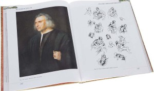 фото страниц История искусств. Эпоха Возрождения: мировые шедевры (шелк) #3