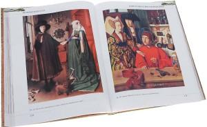 фото страниц История искусств. Эпоха Возрождения: мировые шедевры (шелк) #5