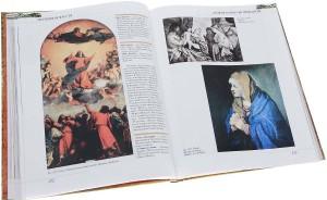 фото страниц История искусств. Эпоха Возрождения: мировые шедевры (шелк) #4