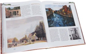 фото страниц История искусств: мастера живописи (шелк) #7