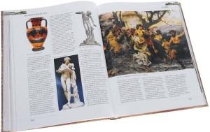 фото страниц История искусств. От Древнего Египта до средневековой Европы (шелк) #3