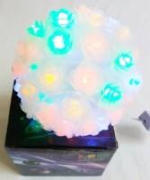 Подарок Гирлянда 'Розочки' LED