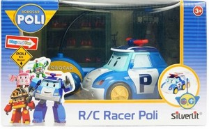 фото Машинка Поли Silverlit 'Robocar Poli'  на радиоуправлении, 15 см #2