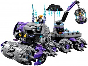 фото Конструктор LEGO Nexo Knights 'Штаб Джестеро' (70352) #8