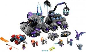фото Конструктор LEGO Nexo Knights 'Штаб Джестеро' (70352) #2