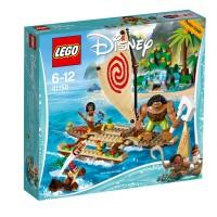 Конструктор LEGO Disney Princess 'Путешествие Моаны через океан' (41150)
