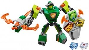 фото Конструктор LEGO Nexo Knights 'Боевые доспехи Аарона' (70364) #2