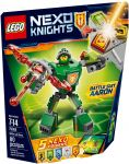 Конструктор LEGO Nexo Knights 'Боевые доспехи Аарона' (70364)