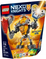 Конструктор LEGO Nexo Knights 'Боевые доспехи Акселя' (70365)