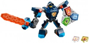 фото Конструктор LEGO Nexo Knights 'Боевые доспехи Клэя' (70362) #3