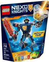 Конструктор LEGO Nexo Knights 'Боевые доспехи Клэя' (70362)