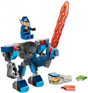 фото Конструктор LEGO Nexo Knights 'Боевые доспехи Клэя' (70362) #4