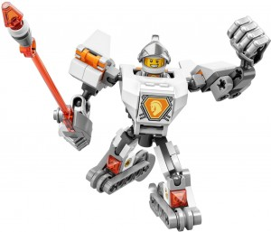 фото Конструктор LEGO Nexo Knights 'Боевые доспехи Ланса' (70366) #2