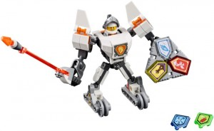 фото Конструктор LEGO Nexo Knights 'Боевые доспехи Ланса' (70366) #4