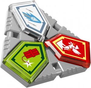 фото Конструктор LEGO Nexo Knights 'Боевые доспехи Ланса' (70366) #6