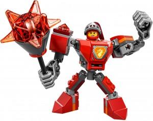 фото Конструктор LEGO Nexo Knights 'Боевые доспехи Мэйси' (70363) #5
