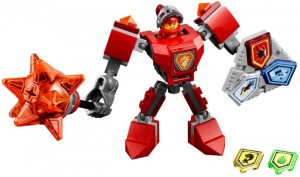 фото Конструктор LEGO Nexo Knights 'Боевые доспехи Мэйси' (70363) #3