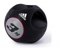Медбол Adidas 3 кг (ADBL-10412)