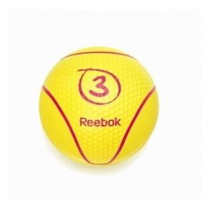 Медбол Reebok 3 кг (RAB-40123YL)