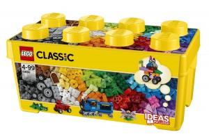 Конструктор LEGO Classic 'Набор для творчества' (10696)