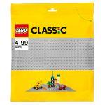 Конструктор Lego Classic Строительная пластина серого цвета (10701)