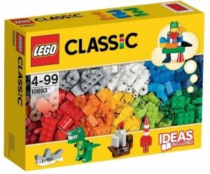 Конструктор LEGO Классический Творческий Дополнение (10693)