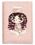 Подарок Обложка для паспорта 'Хочу на ручки'